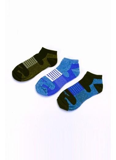 Slazenger Spor Çorap Renkli